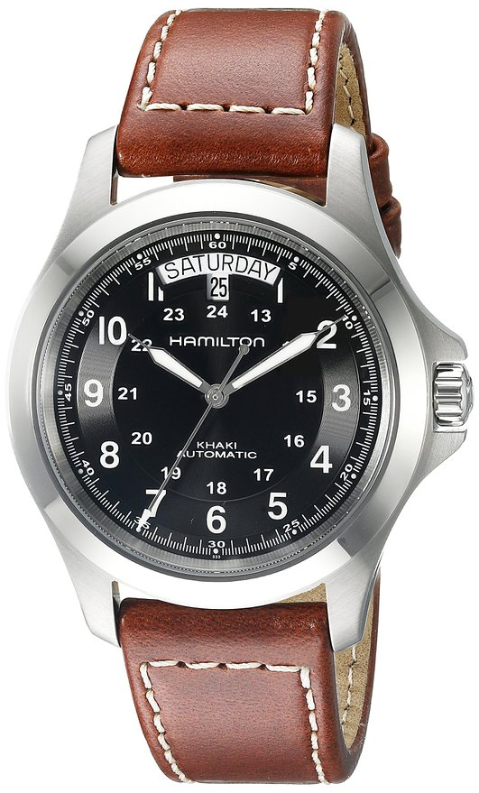 hamilton khaki king review