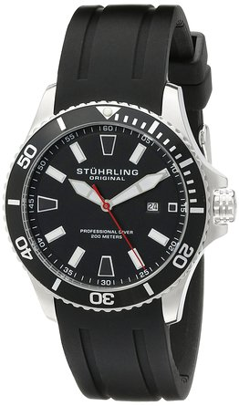 Stuhrling Aquadiver Sport Men's Watch